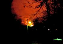 Серийный поджигатель из подмосковного Талдома начал с кресла и спалил дом