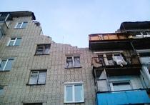 В Совгавани до сих пор не приступили к ремонту пострадавшего от взрыва газа дома