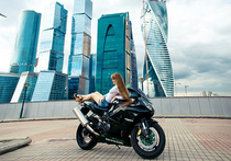 Названы самые модные места для фотосъемки в Москве