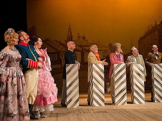 В Хабаровске покажут спектакль о высокопоставленном чиновнике