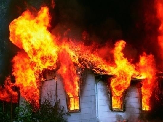 В одном из поселков Хабаровского края некому тушить пожары