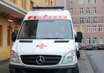 В Москве девочка госпитализирована после падения с 7-го этажа