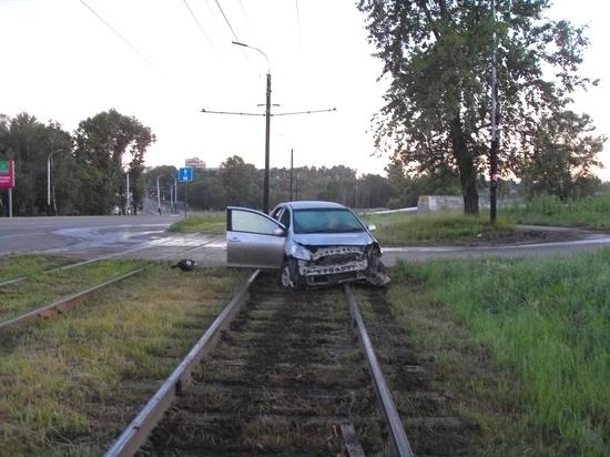 На дорогах Хабаровска становится больше ДТП
