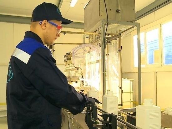 Производство мыла наладили в Хабаровске