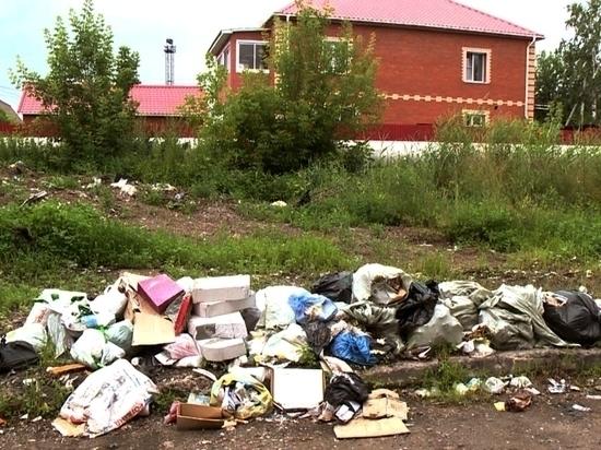 Несанкционированные мусоросборники есть в каждом районе Хабаровска