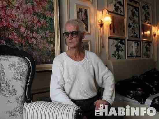 Хабаровского «модного деда» пригласили на первый канал