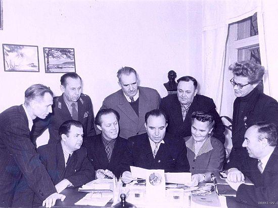 Хабаровские писатели вспомнили, с чего начиналась литература